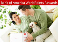 Bank of America WorldPoints Rewards