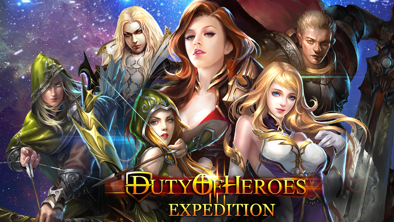 Duty of Heroes - Expedition Gameplay IOS / Android