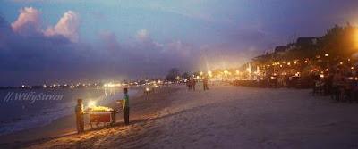 Godersi il tramonto 5 posti preferiti a Bali