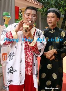 Hài tết Phong thủy đại chiến Hài Tết
