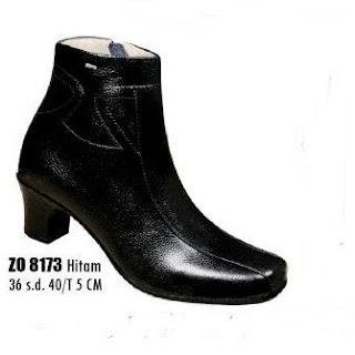 Toko online tempat beli sepatu boots wanita di jakarta