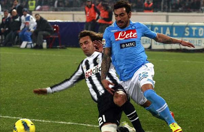 Napoli 3 - 3 Juventus (2)