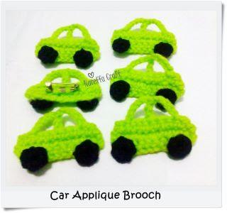 Free Crochet Patterns: Free Crochet Food Patterns