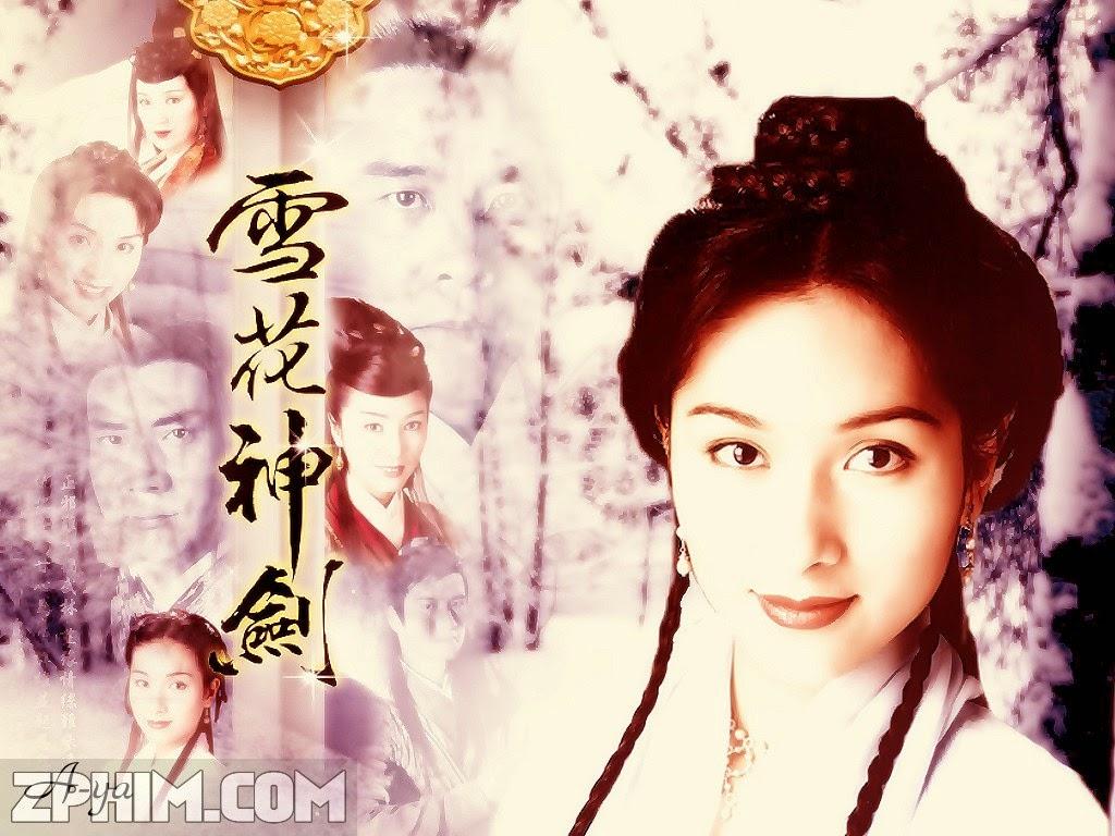 Ảnh trong phim Tuyết Hoa Thần Kiếm - The Snow Is Red 1