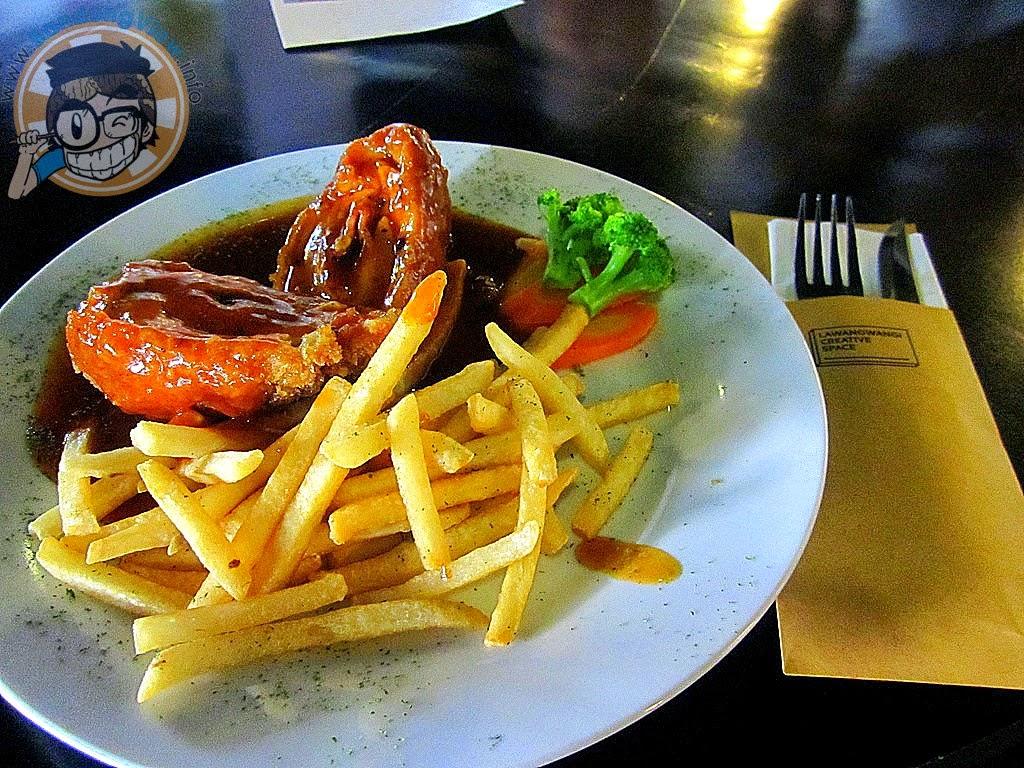 Chicken Cordon Bleu lawangwangi