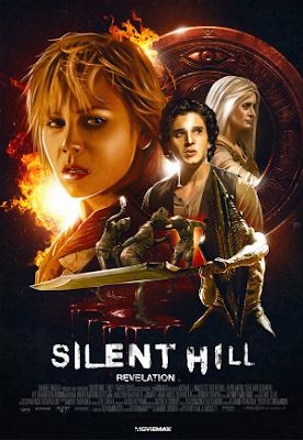 Filme Poster Terror em Silent Hill: Revelação DVDRip XviD & RMVB Legendado