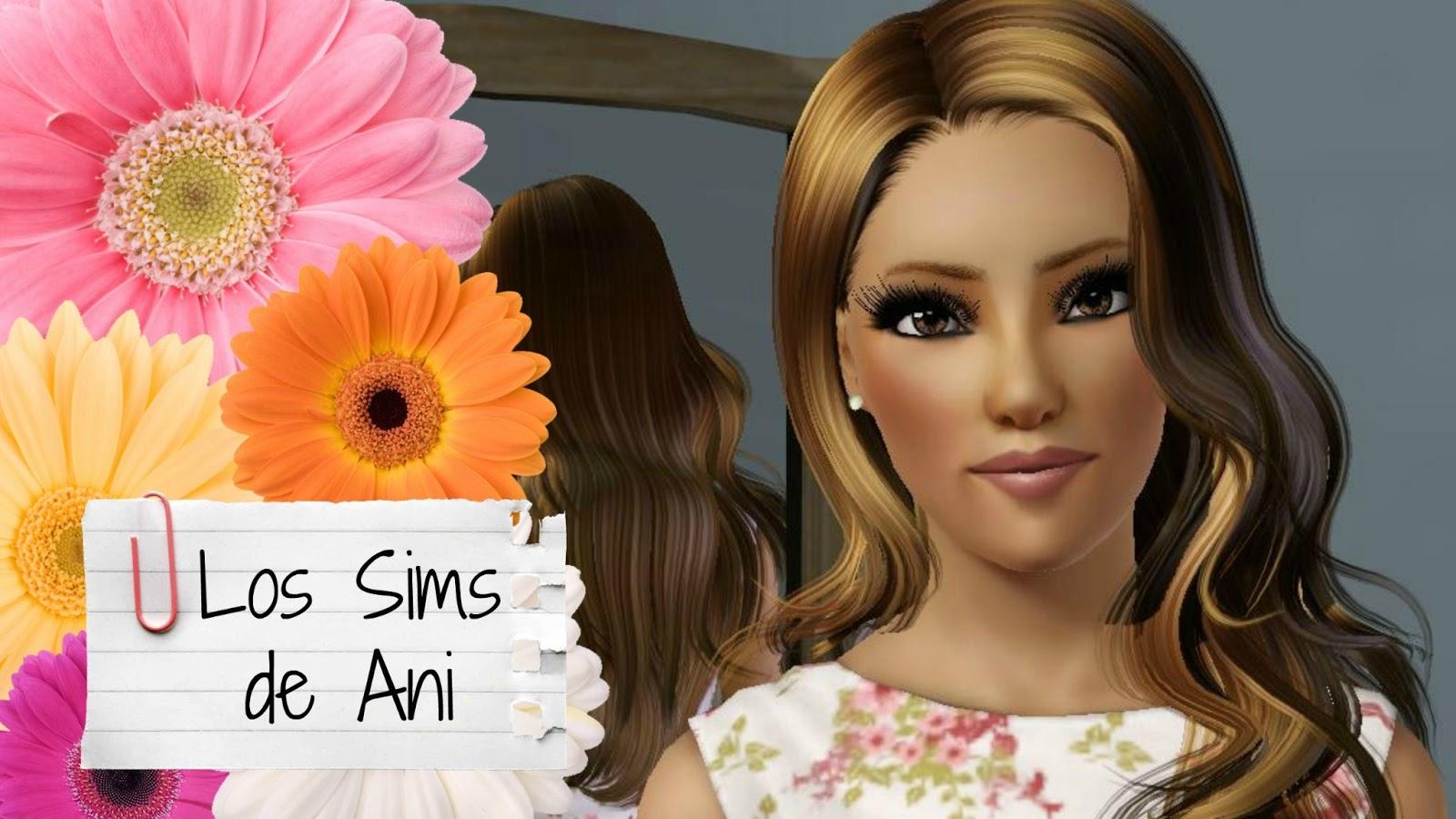 PEINADOS MUJERES SIMS 2 Página Jimdo de  - Peinados Para Los Sims 2