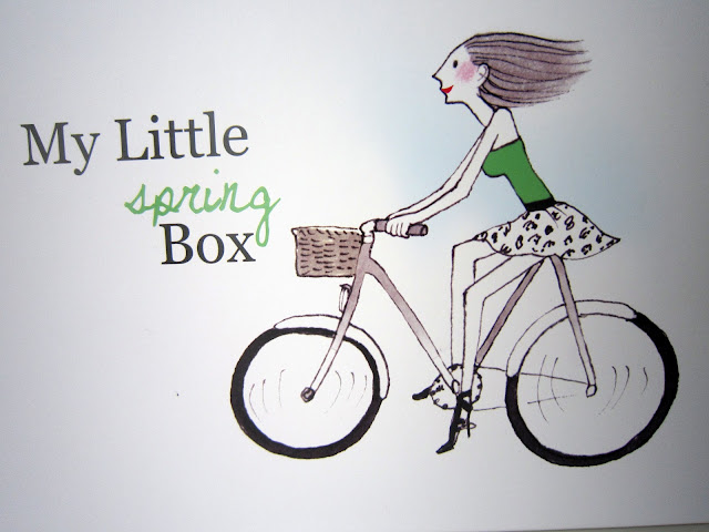 my little spring box
