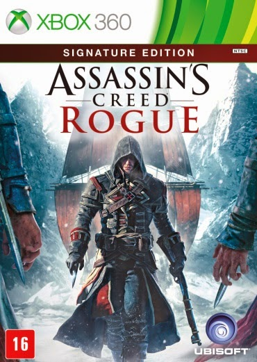 Download - Jogo Assassins Creed Rogue Reion Free XBOX360 - PT-BR (2014)
