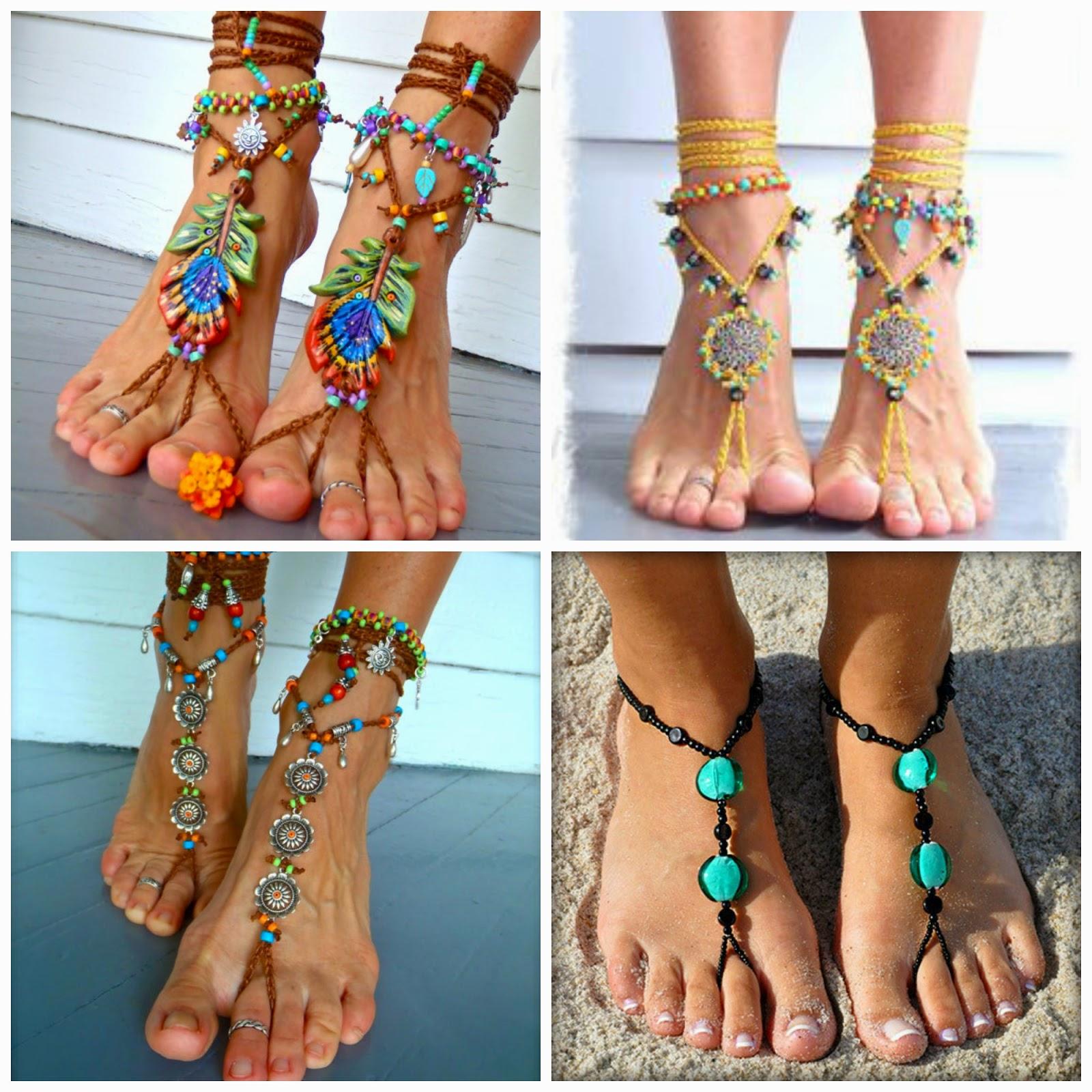 barefoot sandals indie