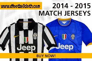 Jersey Juventus Home