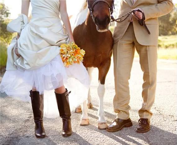 The Modern Equestrian The Equestrian Bride