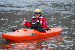 Thumbs Up from ACA Instructor Trainer Educator Ben Lawry