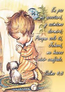 """SALMO 4:8"""