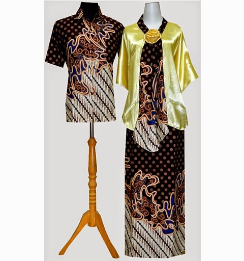 Foto Model Baju Kebaya Campur Batik