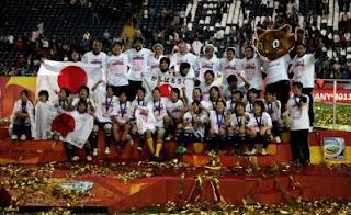 FÚTBOL-Japón logra el Mundial en los penaltis