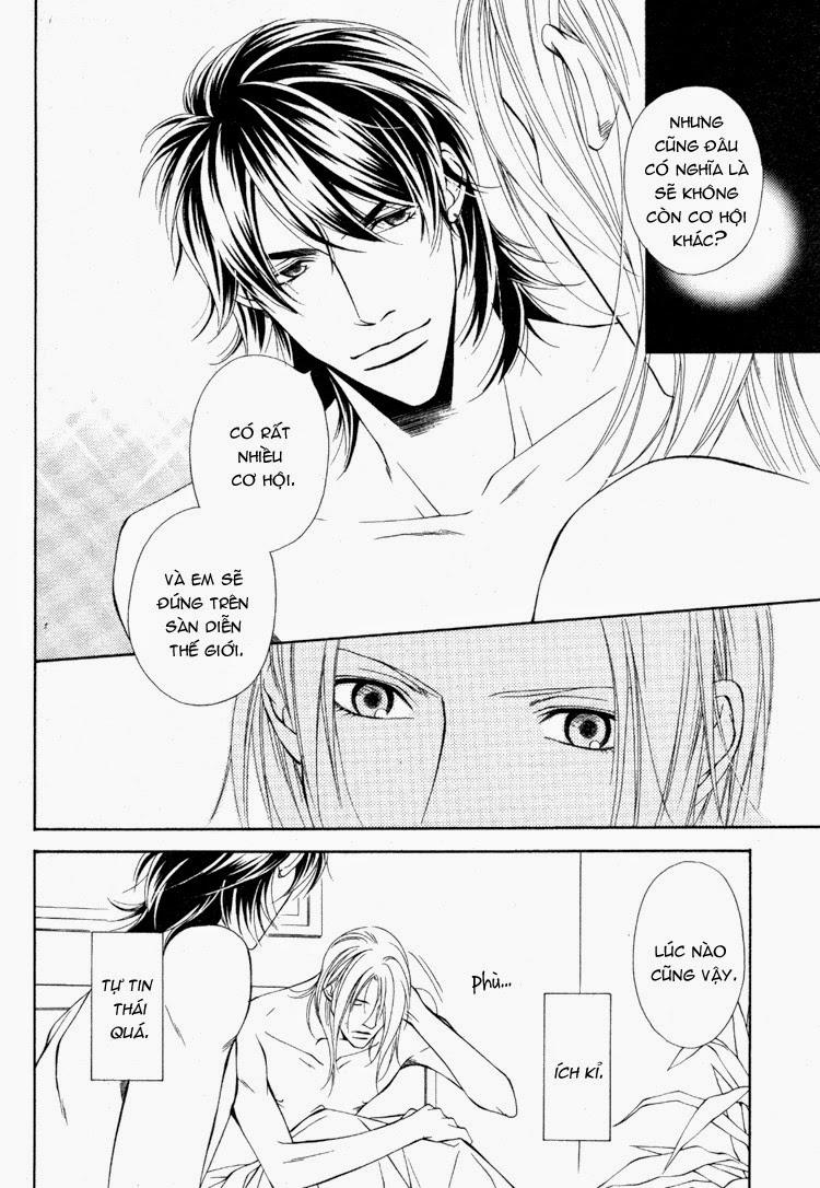 TruyenHay.Com - Ảnh 14 - Gokujou no Koibito Chương 20 - END