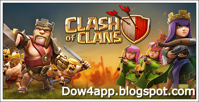 Clash of Clans For Android 8.67.8 APK