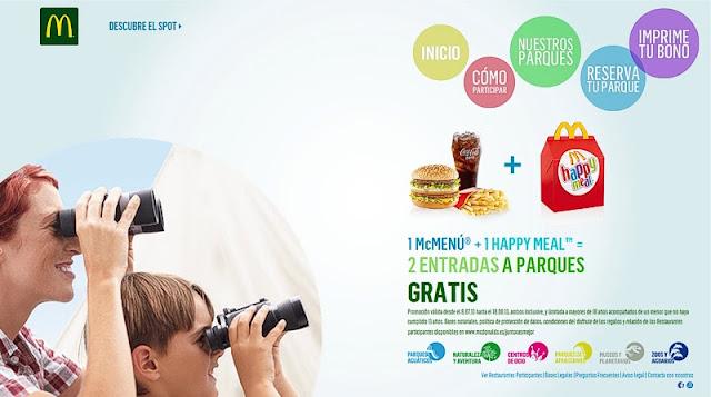McDonalds Visita Guiada a Las Tablas de Daimiel