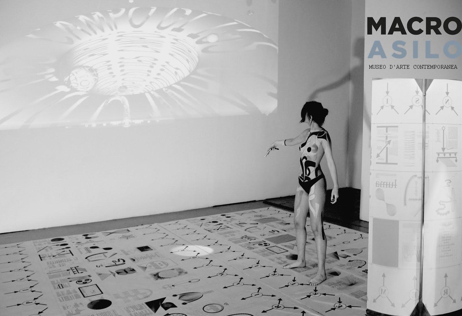 Performance al MACRO ASILO