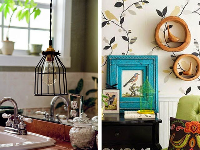Home Smiley: Using Natural Elements In Home Décor