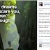 Jika Mimpimu Tidak Membuat Kamu Takut