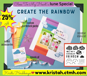 Create the Rainbow - 25% off Custom Cardstock bundles, Rolls of Ribbon & select ACCESSORIES!