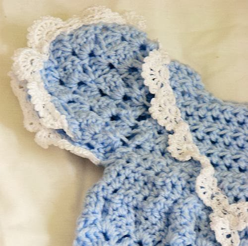 Donnas Crochet Designs Blog Of Free Patterns Christening Gown