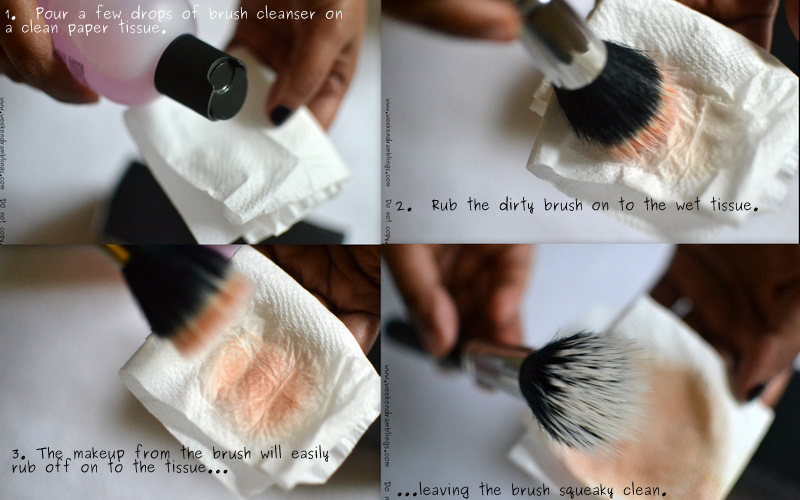 MAC Cosmetics Makeup Brush Cleanser Reviews Ingredients How To Use Directions