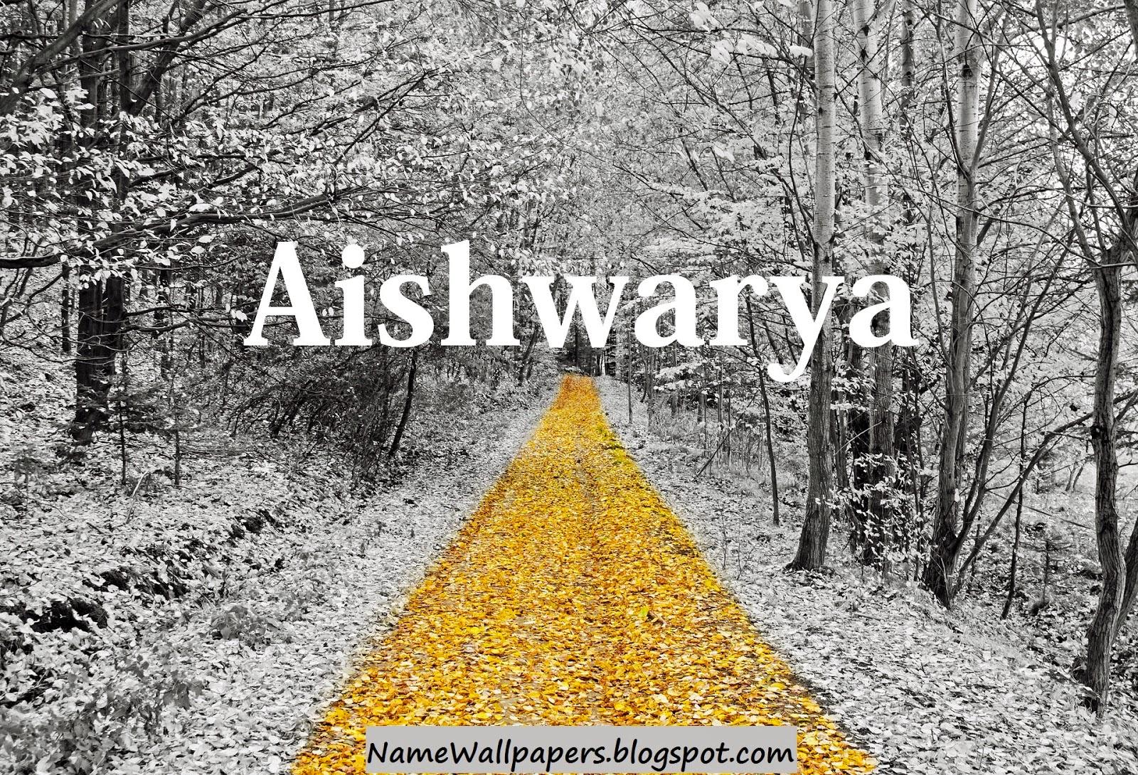N Name Logo Wallpaper Aishwarya Name Wallpap...