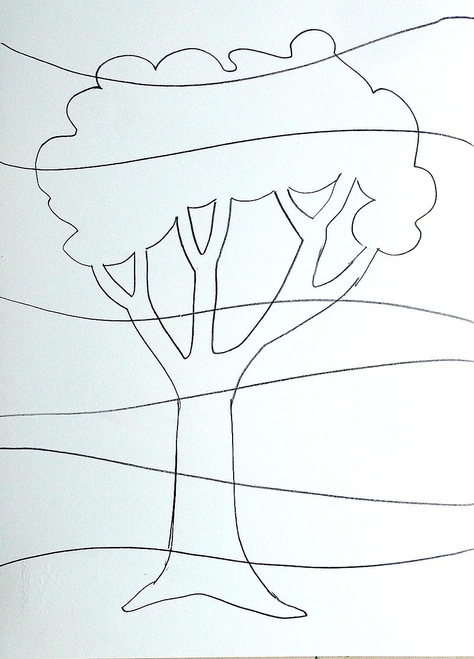 Arteascuola ideas to work on the warm and cool colours for Disegni a colori caldi