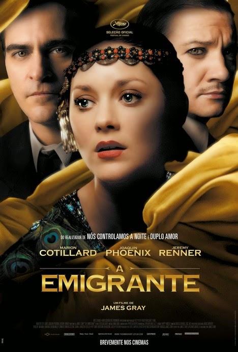 A Emigrante - The Immigrant (2013)