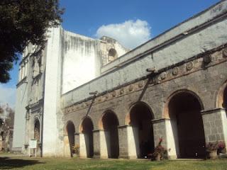 Convento Agustino de Malinalco