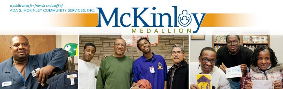 McKinley Medallion