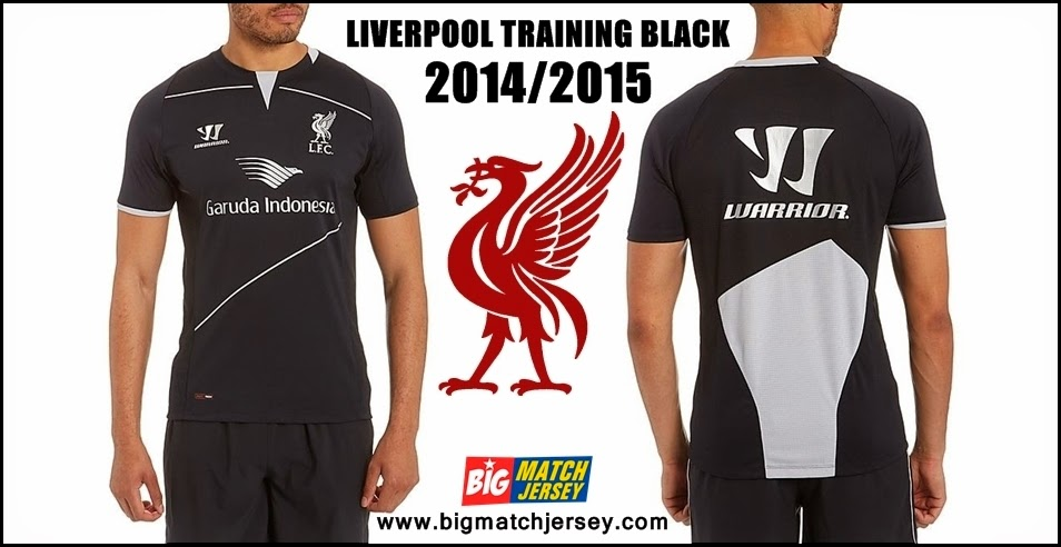 New Jersey Training LFC The Red Garuda Indonesia Black Musim 2015