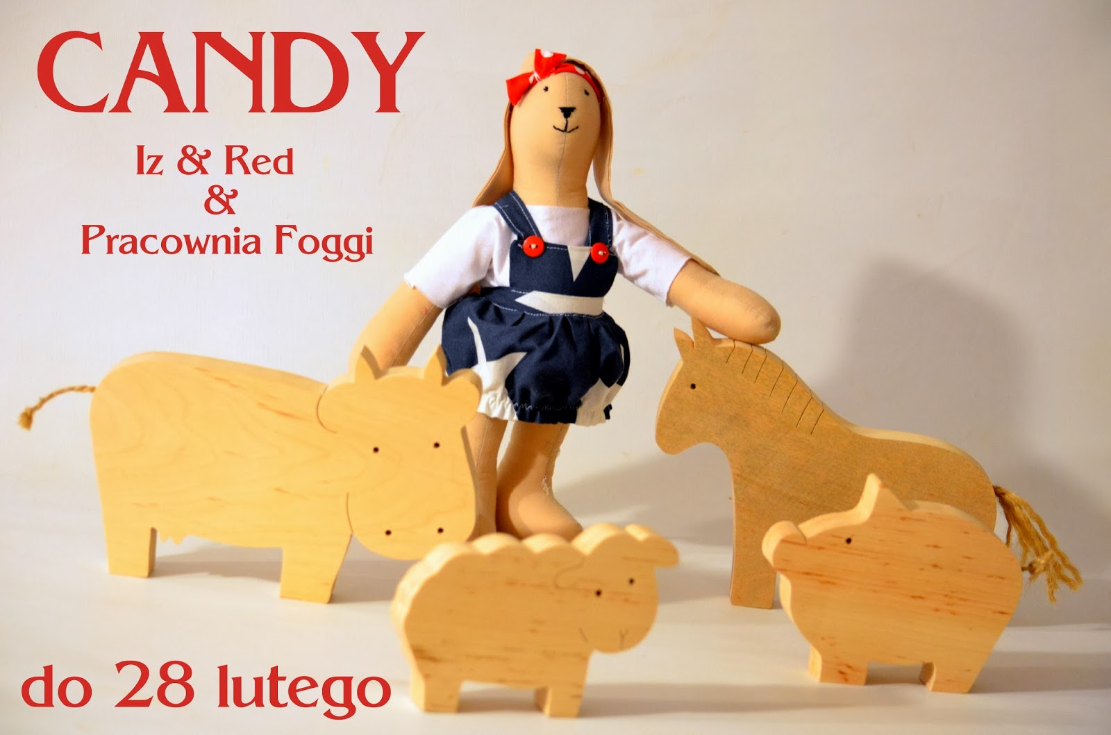 Candy  Iz & Red & Pracownia Foggi