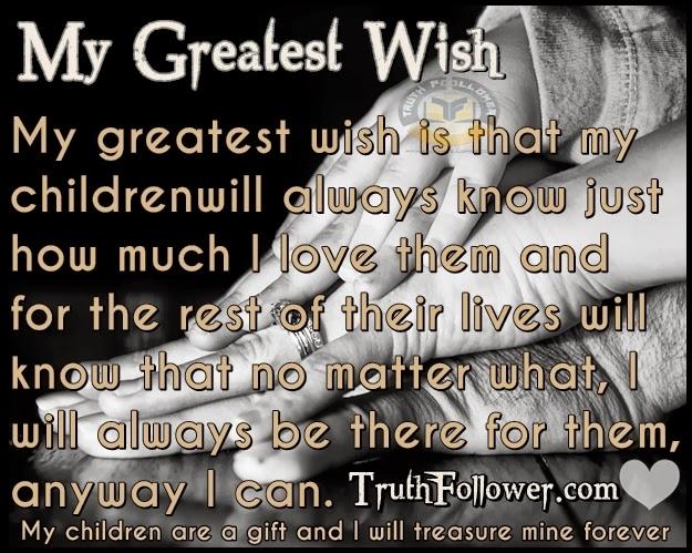 essay on my greatest wish