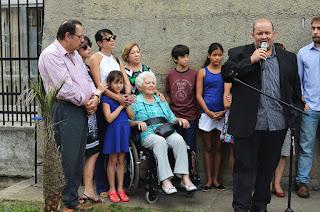Prefeitura de Teresópolis presta homenagem em memória de Manoel Machado de Freitas