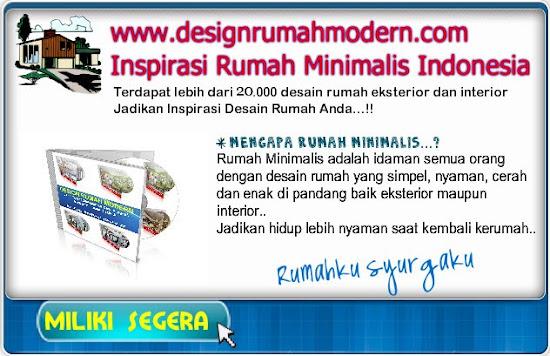 Design Rumah Modern Minimalis 2015