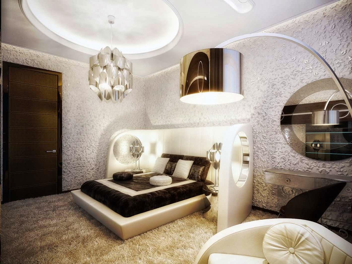 Classic And Glamorous Luxury Apartment