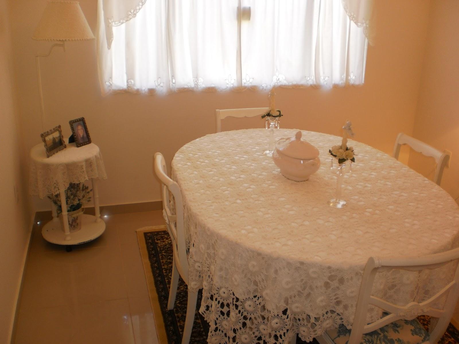 Agora já posso receber a visita de vocês na minha sala de jantar. #332010 1600x1200