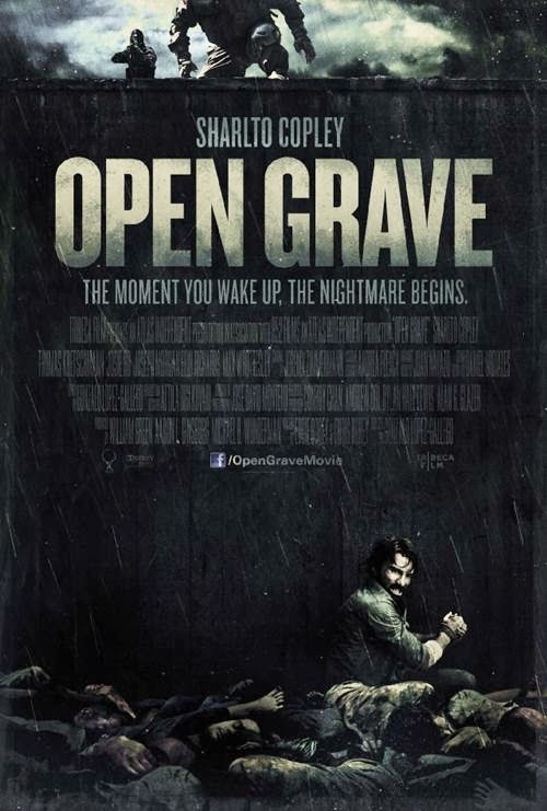 Open Grave with Sharlto Copley