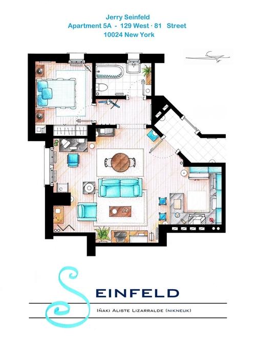 06-Seinfeld-Jerry-Seinfeld-Apartment-Floor-Plan-Inaki-Aliste-Lizarralde