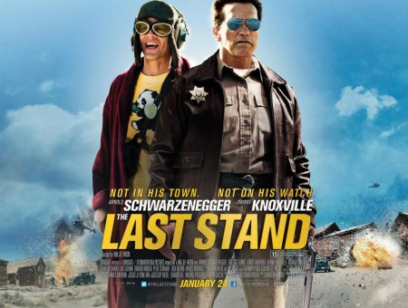 sinopsis film the last stand