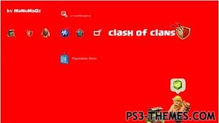 Cara Mengganti Tampilan Tema (theme) PS3 Agar Lebih Keren