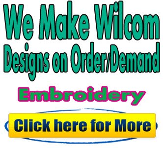 Wilcom Desings on Order