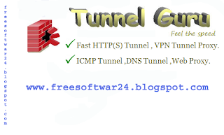 TunnelGuru VNP 32 And 64 Bit For Your PC