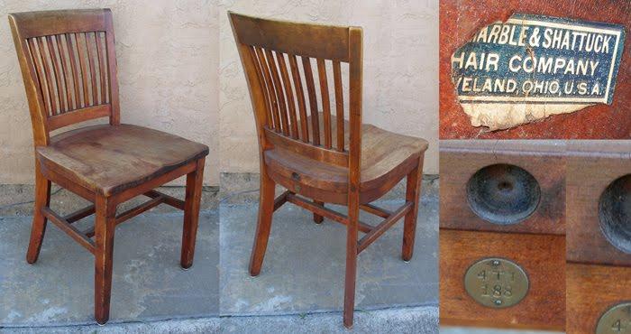 //.bedfordohiohistory.org/build/shattuck.php & Modernist Furniture: October 2011