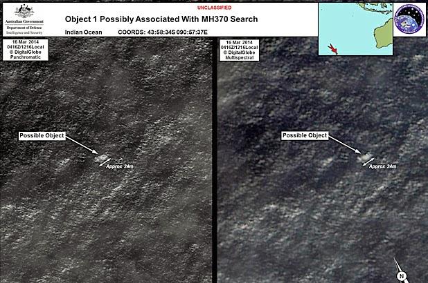 Indege ya Maleziya MH370 yazimiye ubwo yariko yerekezaga i Peking