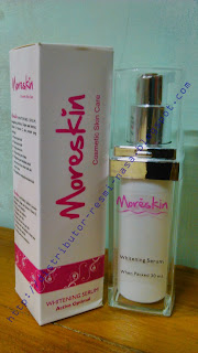 Serum Whitening Moreskin Asli PT. Natural Nusantara (NASA)
